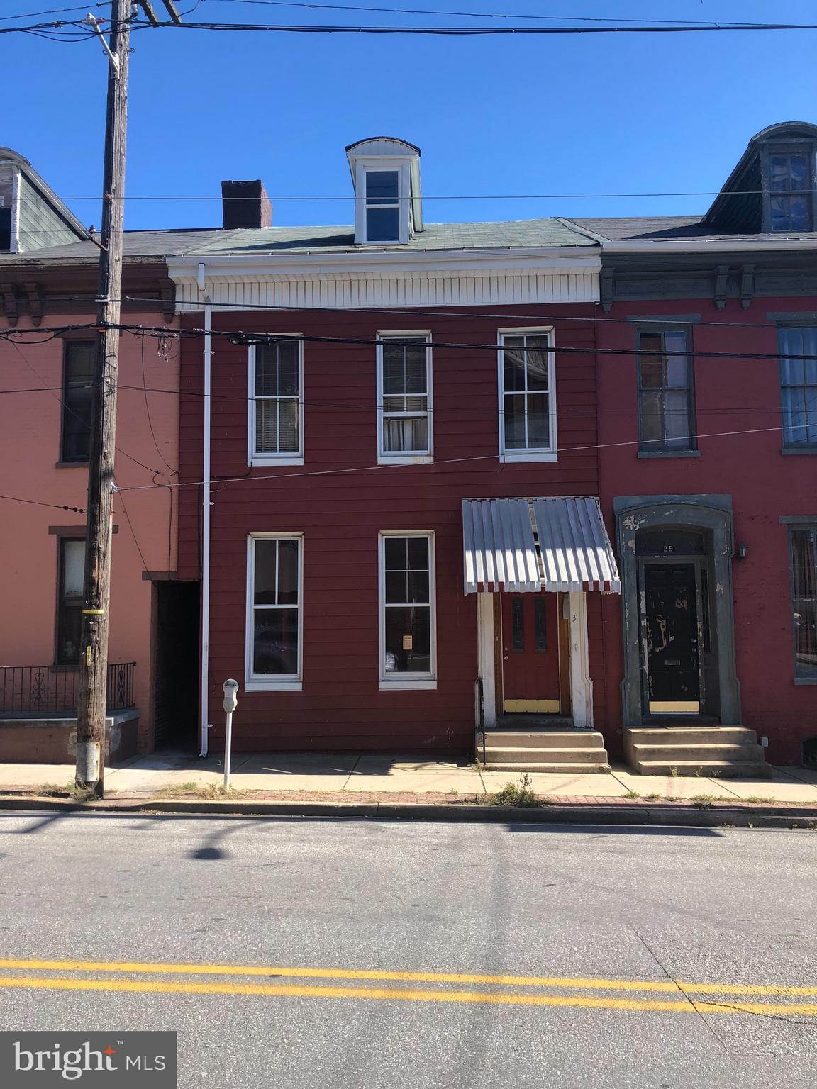 31 N NEWBERRY STREET, YORK, PA 17401