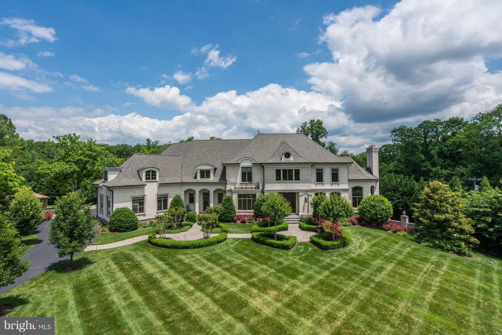 This Impeccable French Provincial compound is surrounded by 1.2 acres of meticulously manicured grounds, providing an exceptional impression of spaciousness. Multiple pathways lead to rare plantings, stunning imported fountains, an Olympic-sized swimming pool, and fully equipped outdoor pavilion perfect for lavish entertaining. Taste and elegance abound with prestigious materials used for all finishes and treatments.
