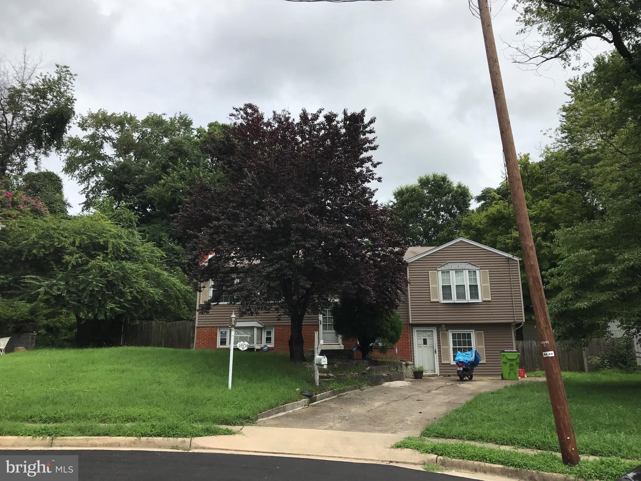 Great location. Good size home with lots of potential for the price. Make it yours with open mind. Sold AS IS. Please ask me regarding sellers name before writing an offer.