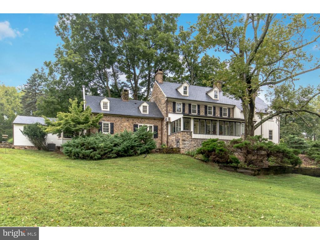 6117 LOWER MOUNTAIN ROAD, NEW HOPE, PA 18938