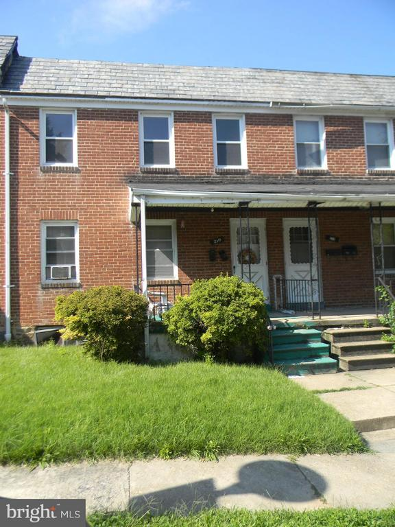 TURN-KEY 2 UNIT INVESTMENT PROPERTY - LONG TERM 1ST FLOOR TENANT ($600.00/MONTH) AND 2ND FLOOR IS VACANT. THIS PROPERTY CAN BE SOLD AS A PACKAGE DEAL WITH...212, 214, 220, & 222 N. CULVER STREET. THIS PROPERTY IS ON A NICE BLOCK AND CONVENIENTLY LOCATED NEAR SCHOOLS, SHOPPING, PUBLIC TRANSPORTATION, AND MAJOR HIGHWAYS. 24 HOURS NOTICE REQUIRED!