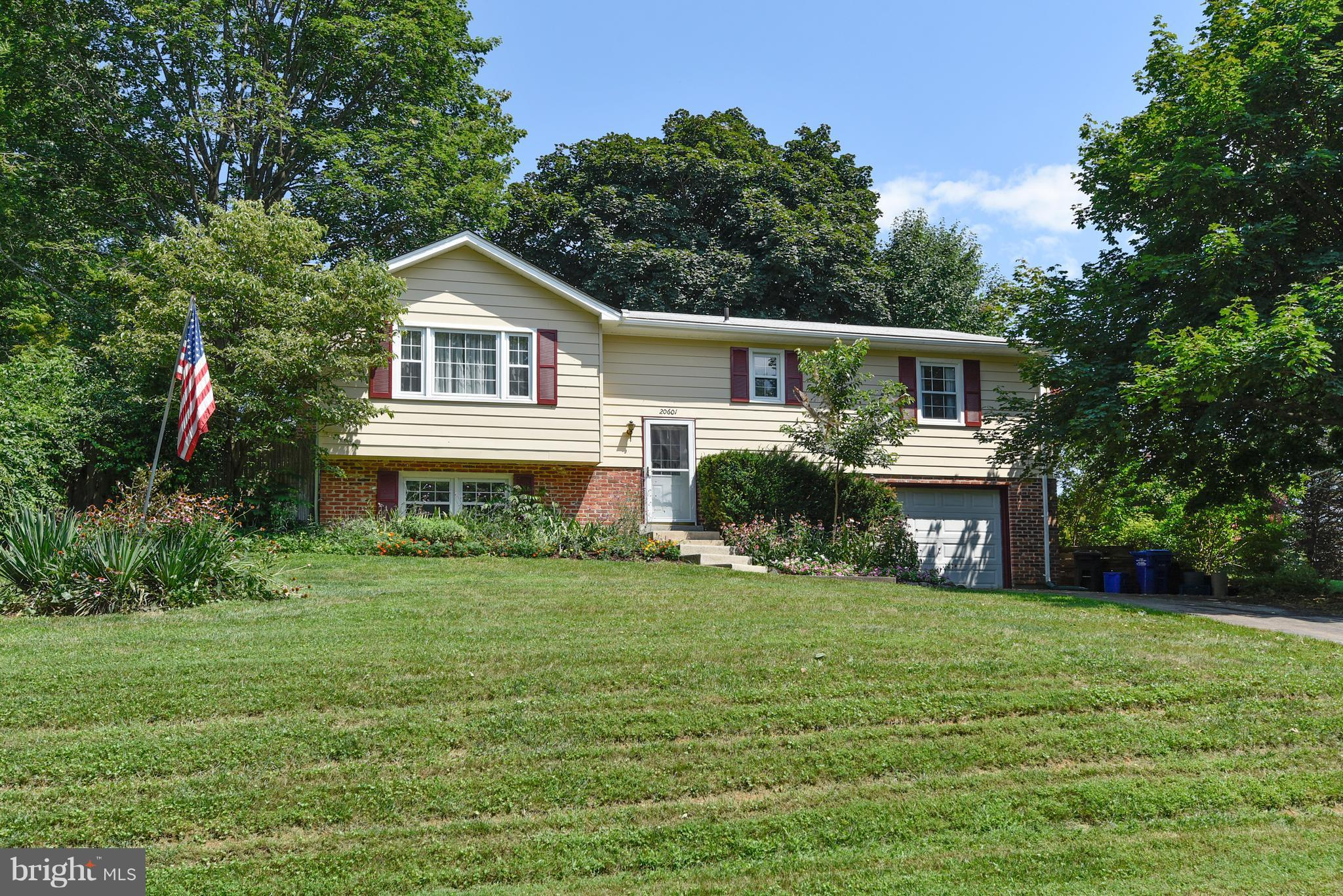 20601 TOP RIDGE DRIVE, BOYDS, MD 20841