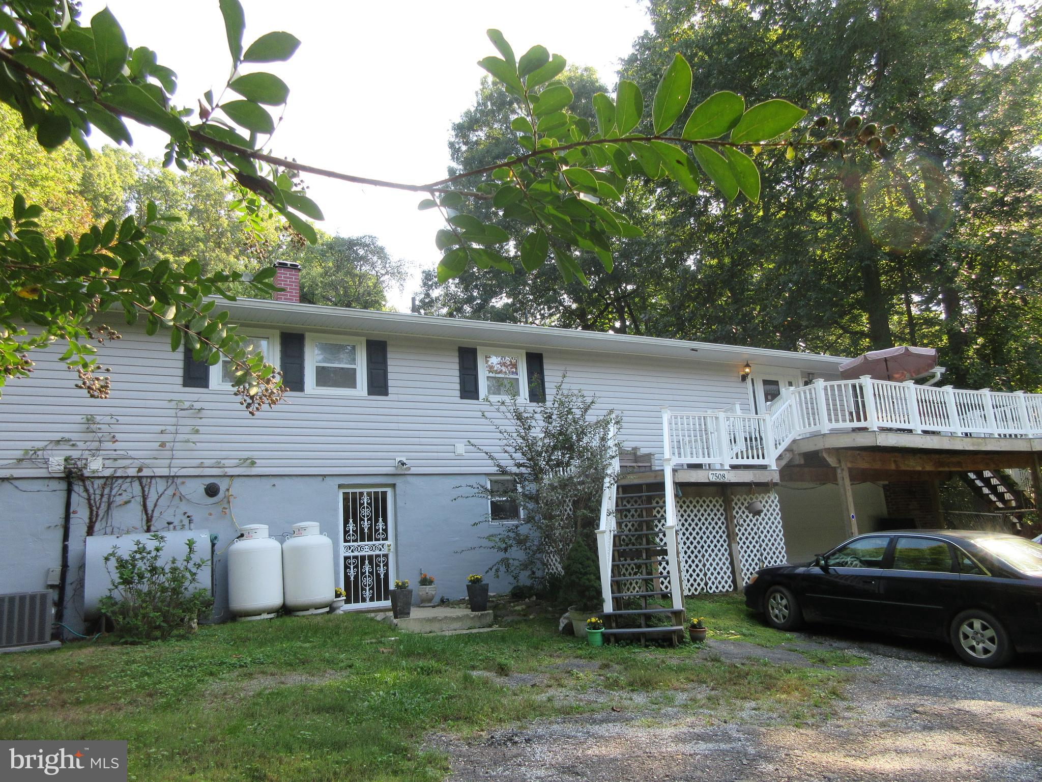 7508 DUMONT STREET, DISTRICT HEIGHTS, MD 20747