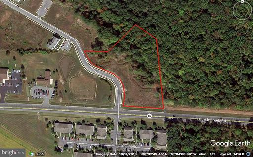 Route 16 & Feather Drive Rd Cambridge MD 21613