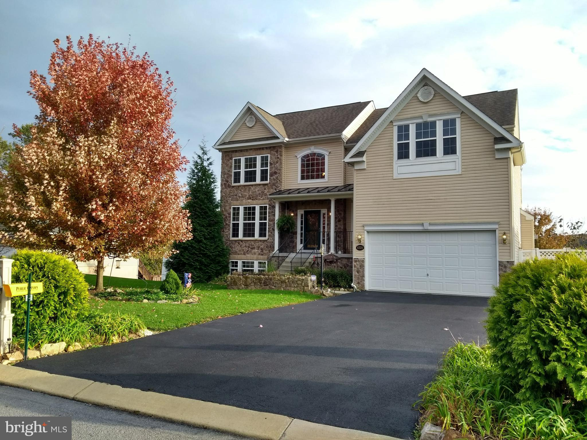 1231 COVENTRY COURT, FAYETTEVILLE, PA 17222