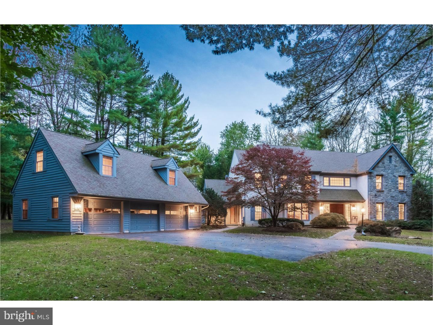 22 Old Covered Bridge Road Newtown Square, PA 19073