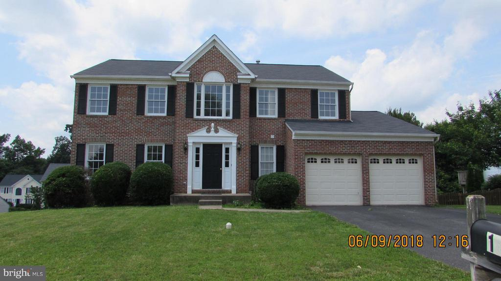 18 NEVILLE COURT STAFFORD, VA 22554 VAST124078