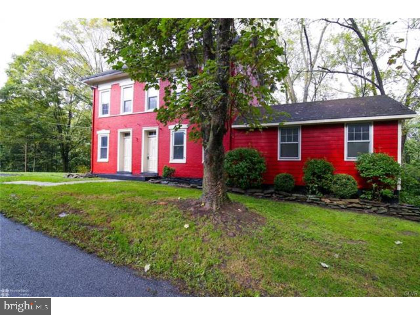 6642 BITTNERS CORNER ROAD, LOWHILL TOWNSHIP, PA 18066