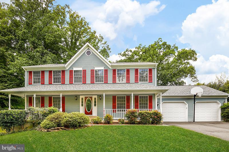 Gorgeous private wooded lot .65 ac backs to county parkland. Inside the beltway & close to VRE, METRO, 495 & 395. Meticulously maintained & move-in ready. New roof & HWH, HVAC 2013. HW's, wainscoting, crown, on main level. Kitchen w/ granite & SS appls, table space, open to fam room w/ HW's &cozy wood stove. Enjoy backyard views from wood paneled sunroom. Fully fin LL w/full BA & space for 5th BR.