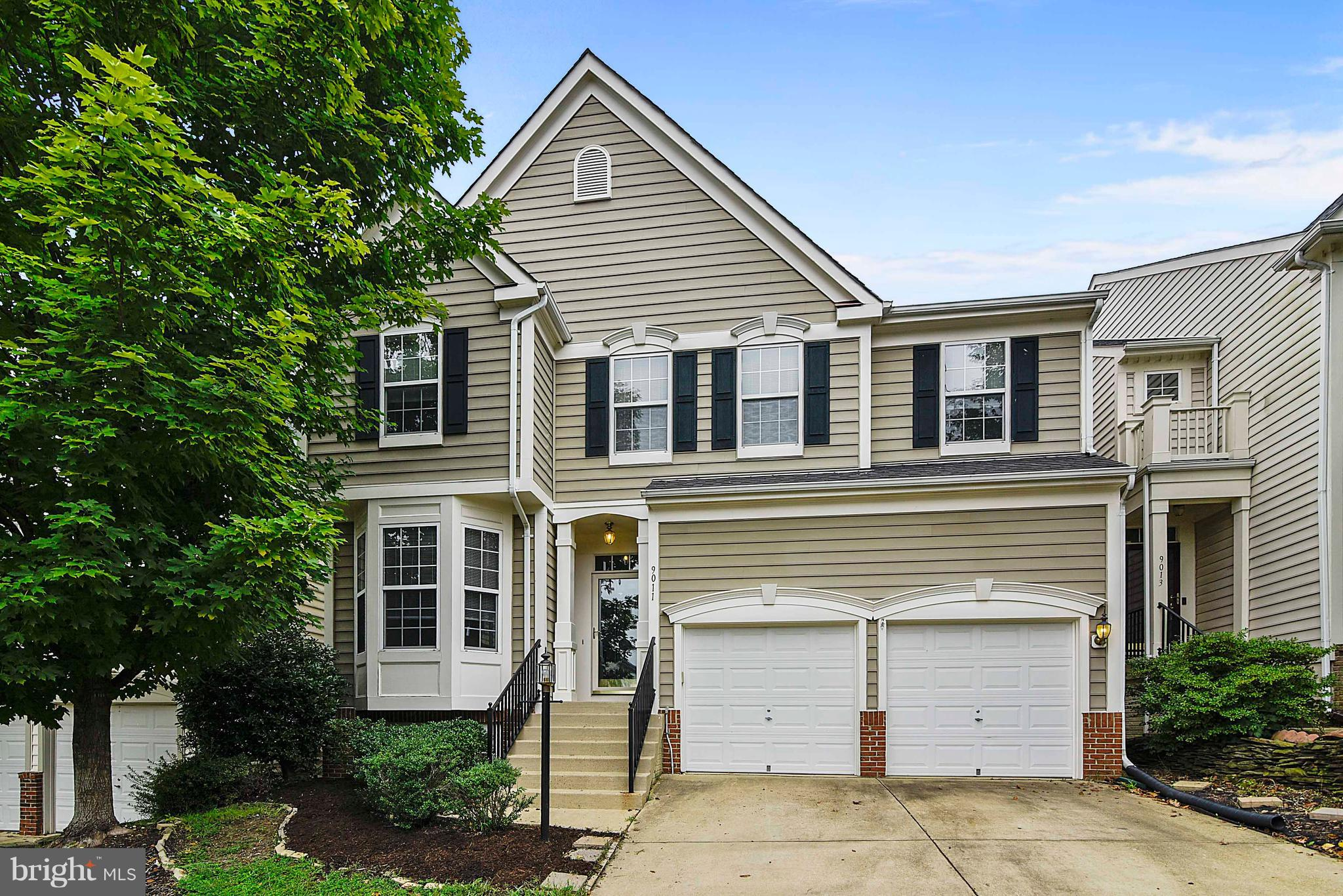 This wonderful 4 bedroom, 3 1/2 bath home features an open floor plan, 2 car garage, deck. A finished basement with full bath. Just across the street from the Lorton Station Town Center and the VRE Commuter lot.  Walk to the community pool, shops and restaurants. Easy access to I-95, NGA, Ft. Belvoir, DC & Alexandria. A Great walkable community where you can live, dine, and play. Also For Rent!
