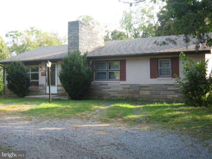 Open floor plan Living/Dining Kitchen. Three bedrooms off adjacent hallway. Hardwood flooring. New kitchen and upstairs bath flooring. Well & Septic.   Ample storage in the  basement, private rear yard. Only 3.6 miles from the 4-way stop in Shepherdstown. Ample parking.