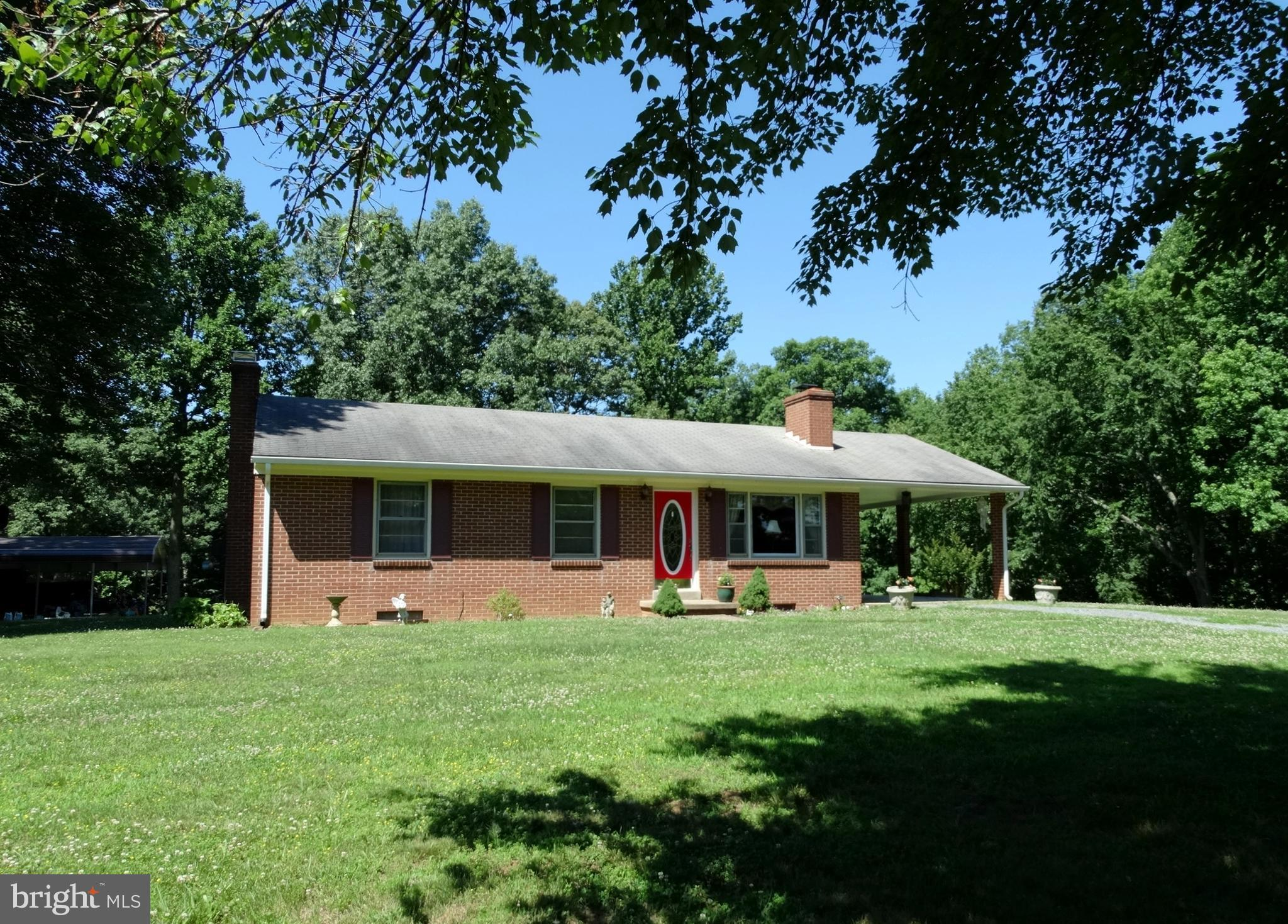 1141 GOOD HOPE CHURCH ROAD, ARODA, VA 22709