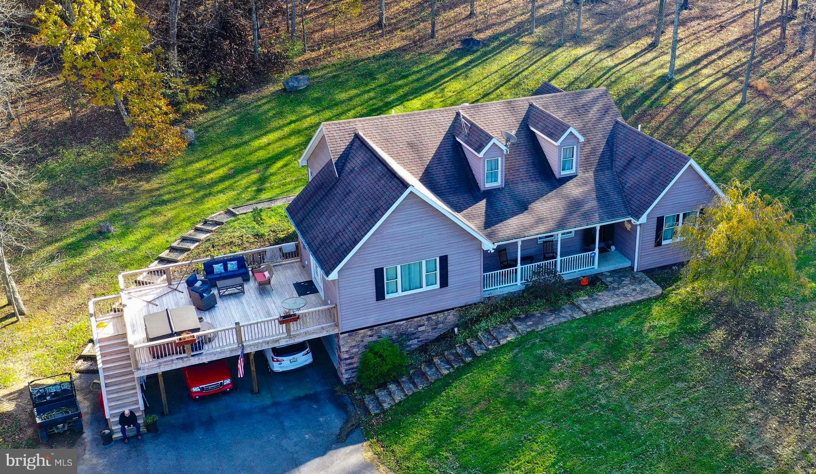 12140 QUIET MEADOW LANE, FLINTSTONE, MD 21530