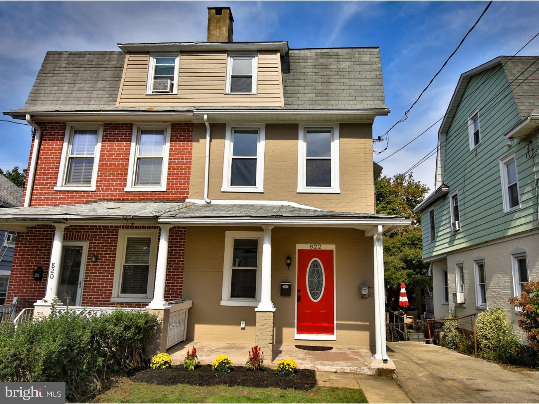822 Biddle Street Ardmore , PA 19003