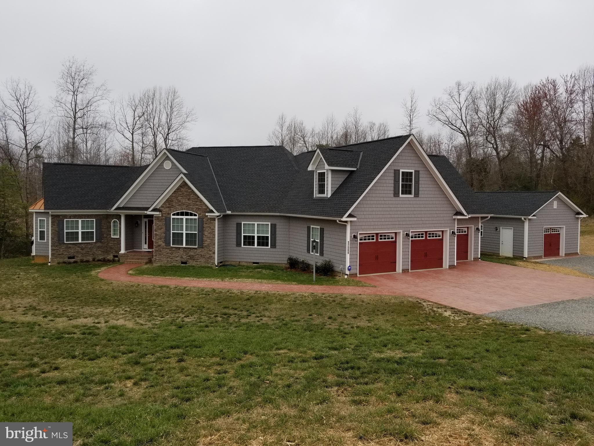 17509 WRIGHTSVILLE ROAD, BOWLING GREEN, VA 22427