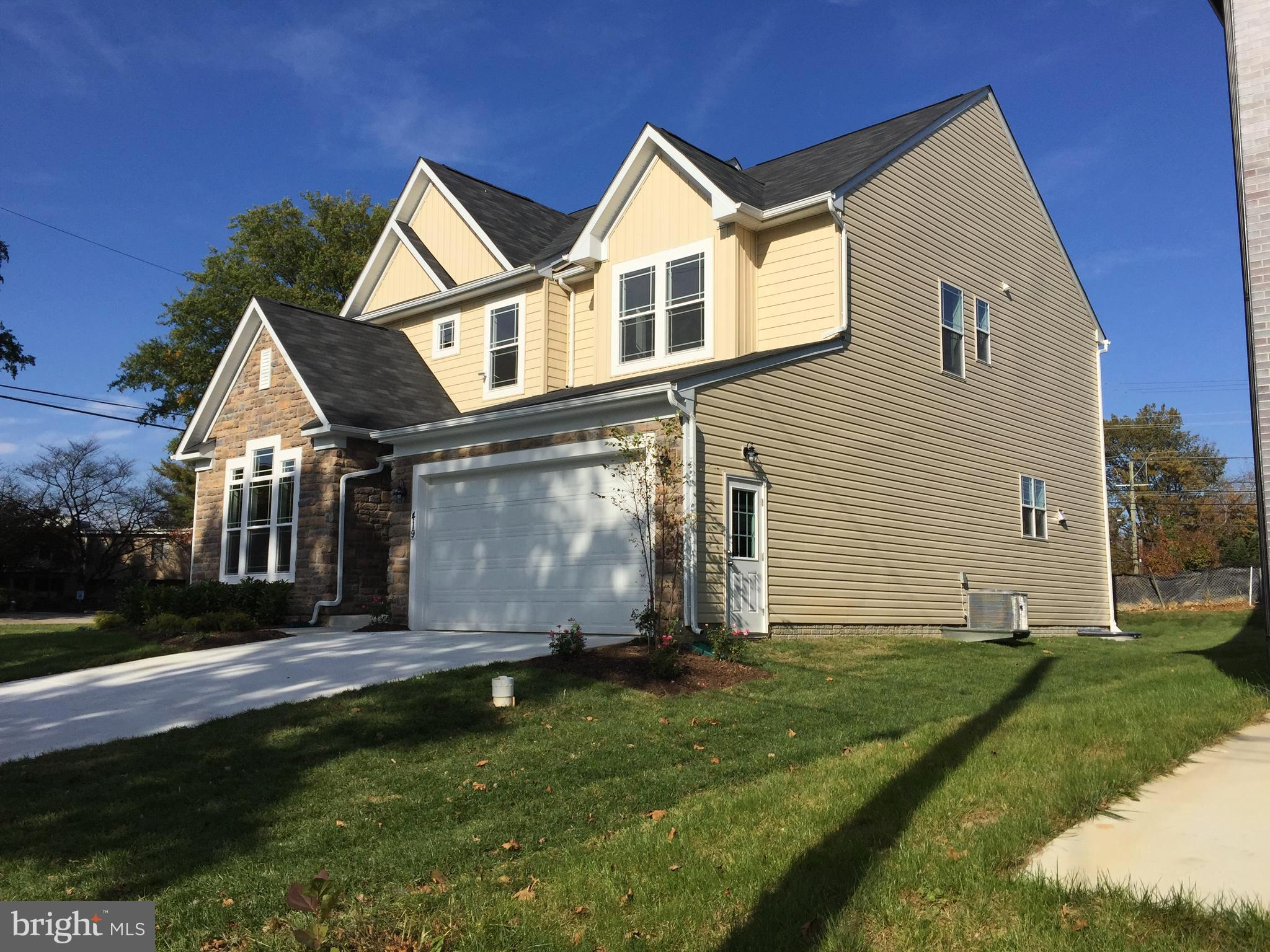 419 GILMOURE DRIVE, SILVER SPRING, MD 20901