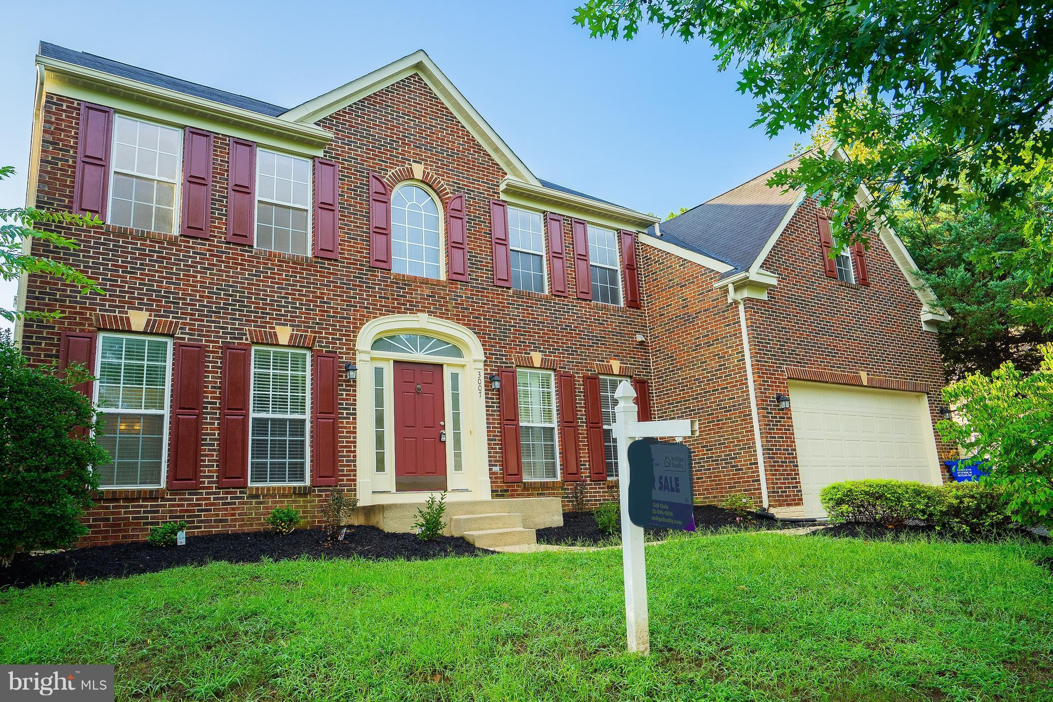3007 ALEXANDER PLACE, BOWIE, MD 20716