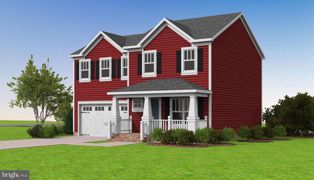 NEW CONSTRUCTION - QUIET STREET IN THE CITY- 3 BR, FULL BASEMENT, 2 CAR GARAGE, HARDWOOD, GRANITE & MORE!  NOTHING BEATS A NEW HOME - ENERGY EFFICIENT AND BUILDER WARRANTIES.  READY IN FEBRUARY 2019!