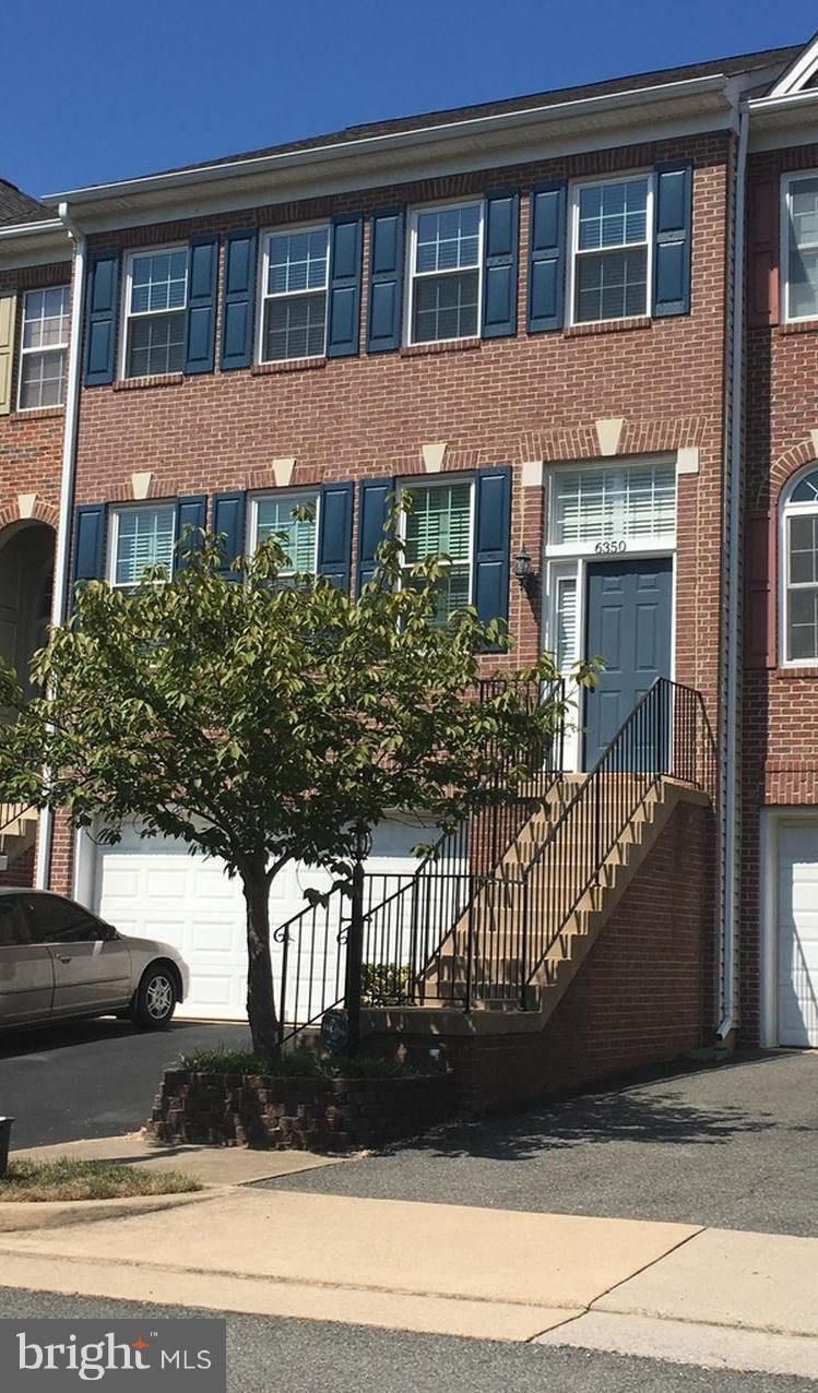 GET IN ON LANDMARK REDEVELOPMENT BEFORE PRICES GO UP! PRICE REDUCED! Minutes to shops/restaurants, DC & Metro! Large 3 bed 3.5 bath townhouse - NEW ROOF/WINDOWS. Move-in ready. 2 full master suites on upper lvl. Lower lvl has 3rd bed/bath. Wood flrs & open concept main lvl. Lots of storage. SS Appl/granite counters in GOURMET Kitchen. Lg 2 car garage.  LOW HOA FEES! GPS USE 238 STEVENSON SQUARE N!