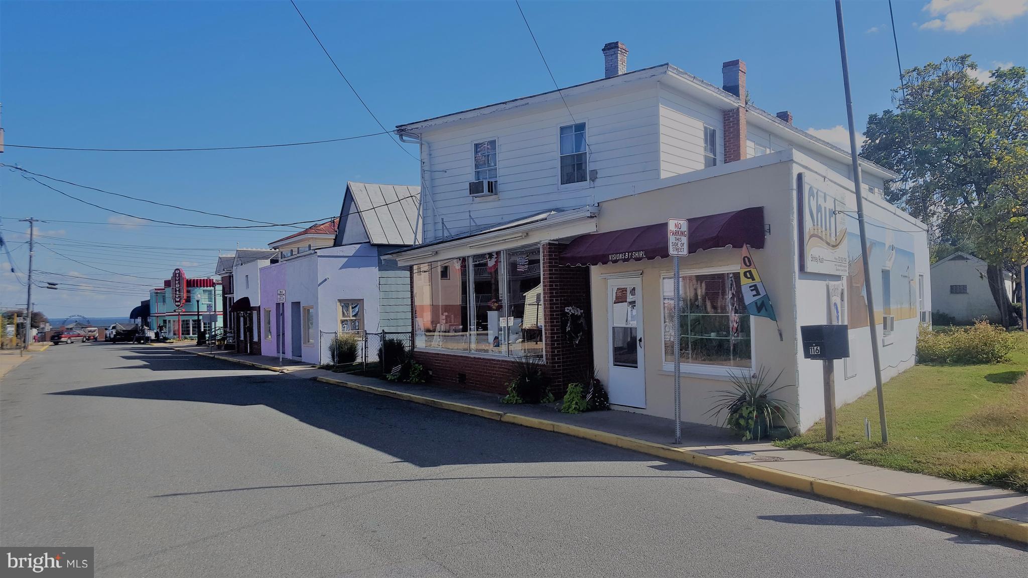 116 HAWTHORN STREET, COLONIAL BEACH, VA 22443