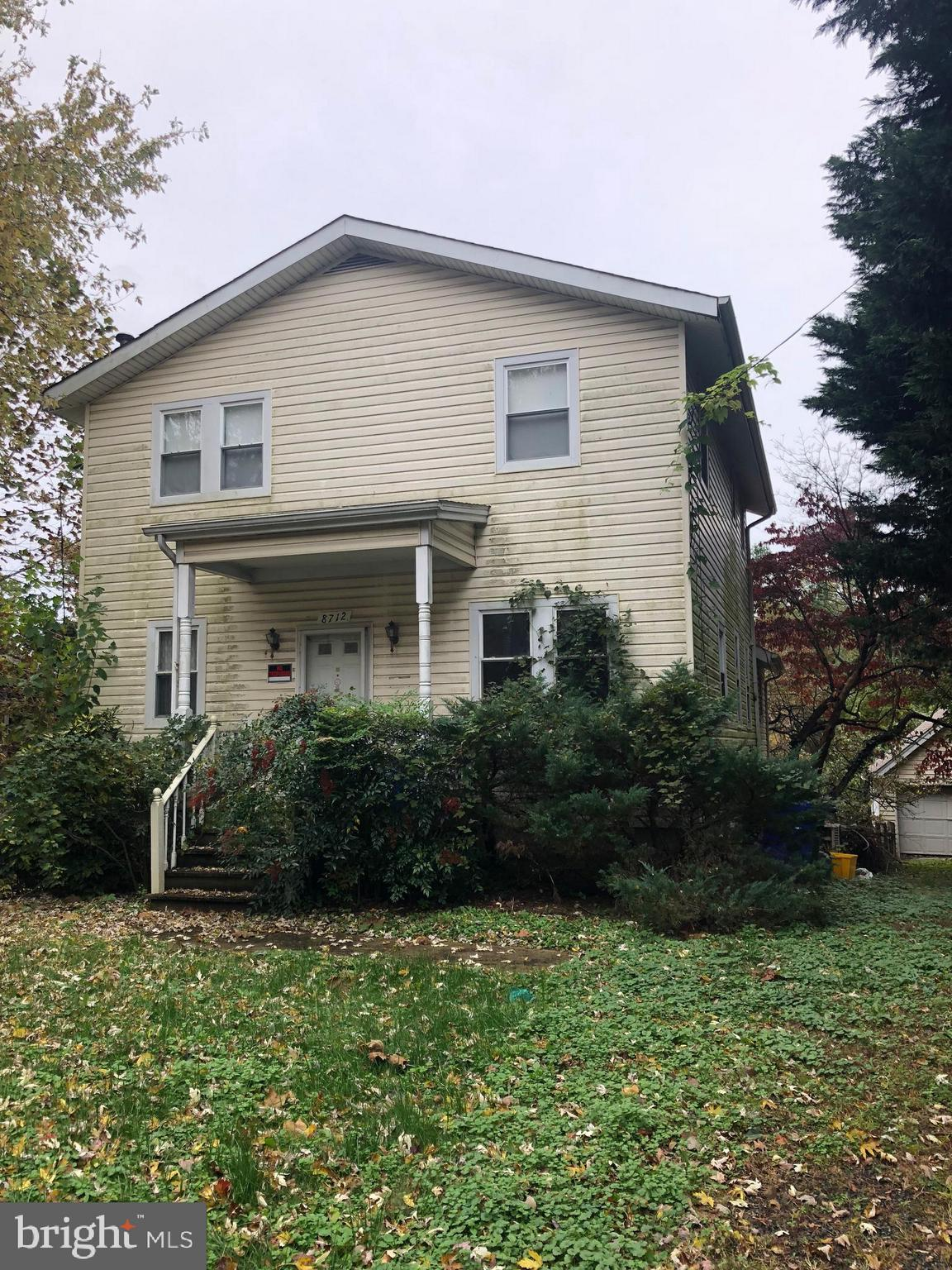 8712 2ND AVENUE, SILVER SPRING, MD 20910