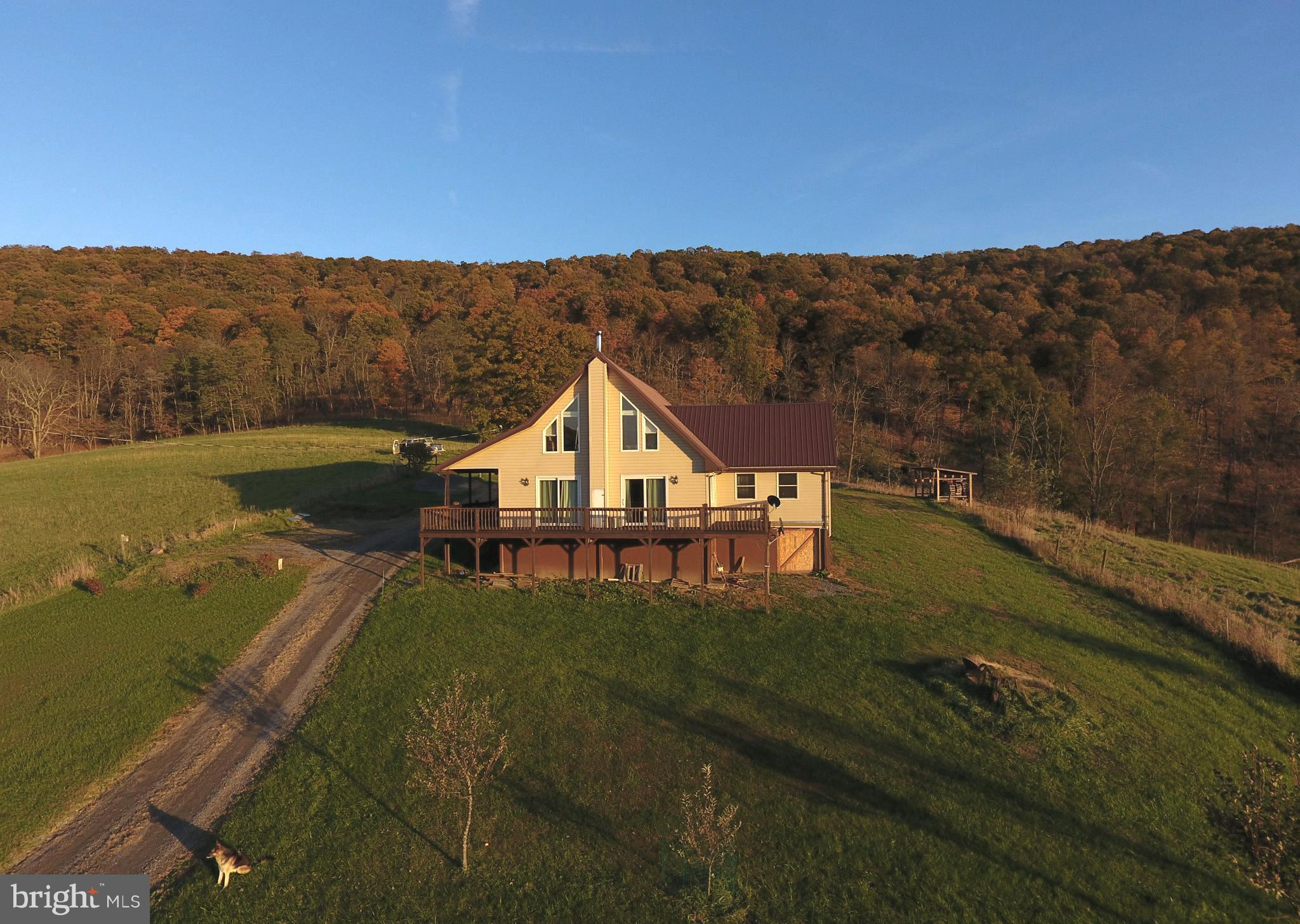 2890 KESNER MT ROAD, UPPER TRACT, WV 26866