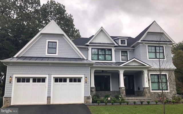 Incredible Opportunity for Custom Build with Joy Custom Design Build in Churchill /Cooper/ Langley School Pyramid!  Home shown could be built with minor adjustments on this great lot on Quiet Street convenient to Schools, Downtown McLean and Commuter Routes. Great Open Floor Plan