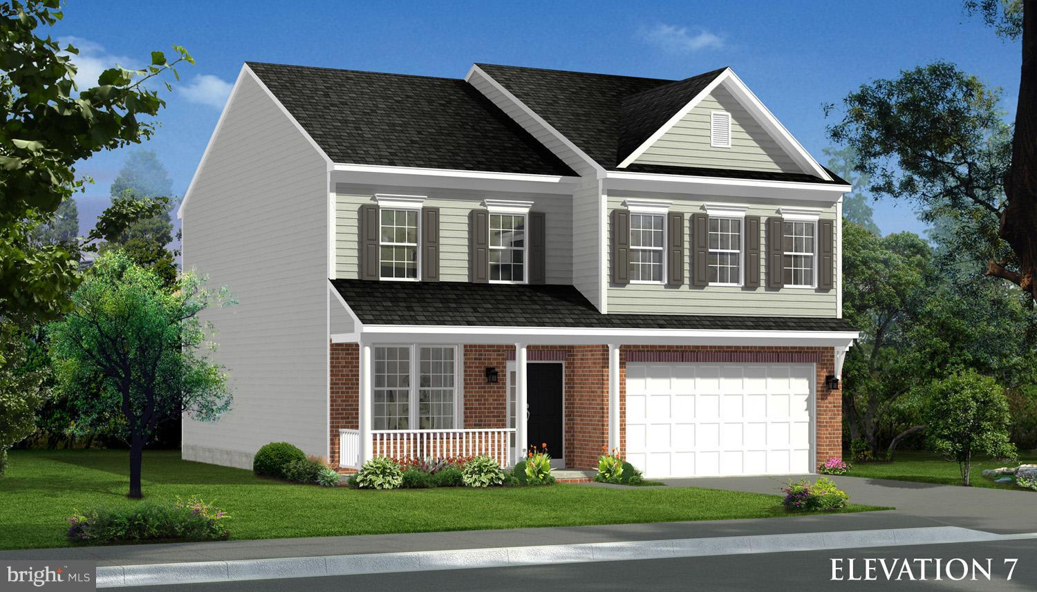 0 STAGER AVENUE CUMBERLAND 2 PLAN, FALLING WATERS, WV 25419