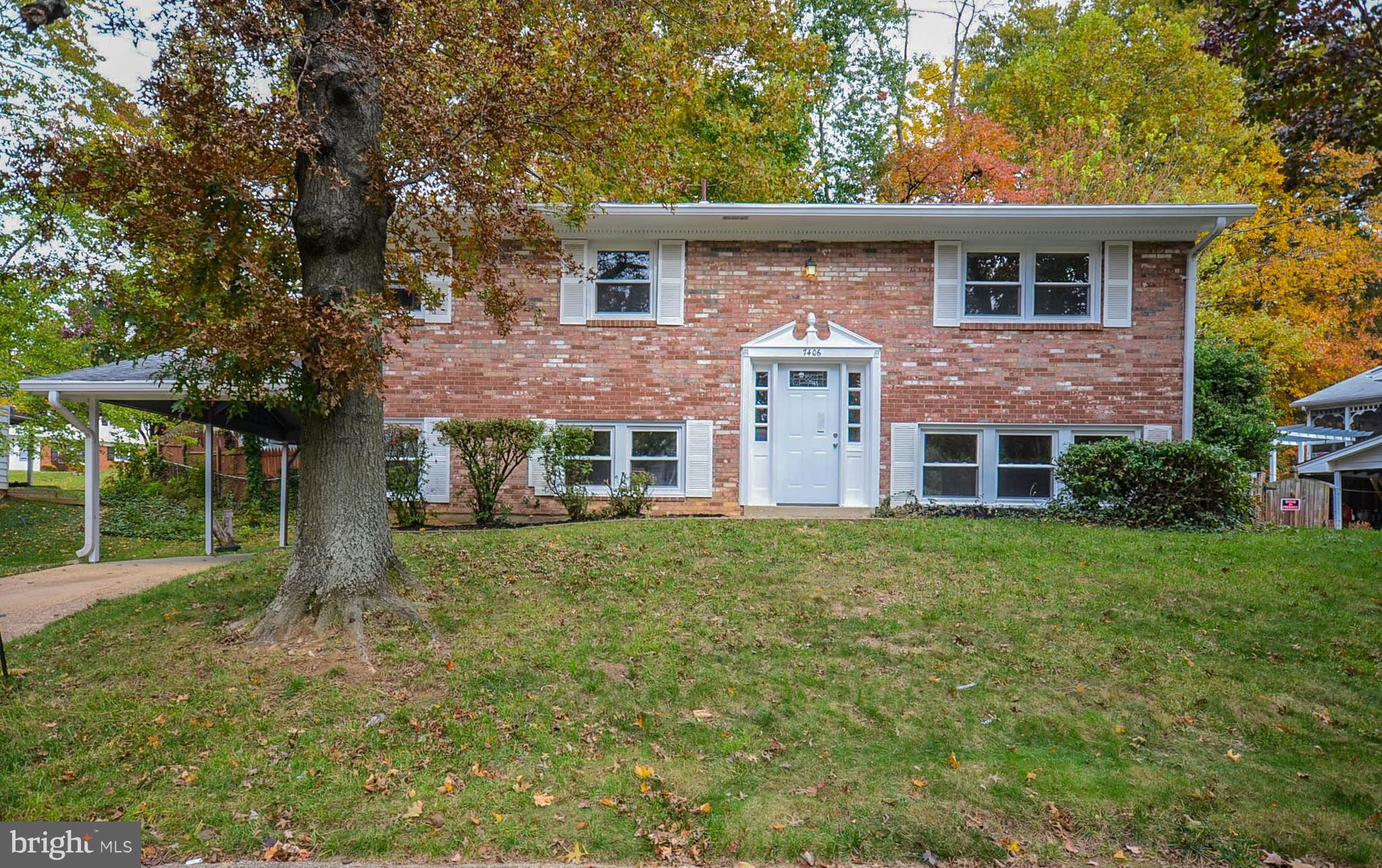 7406 LONGBRANCH DRIVE, NEW CARROLLTON, MD 20784