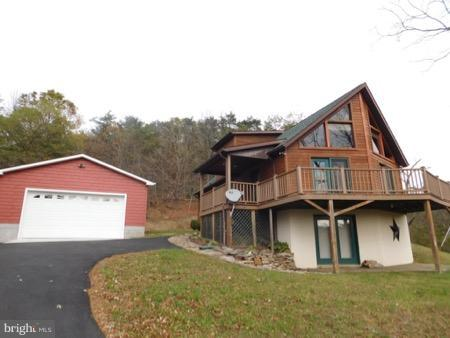9018 NORTHWESTERN PIKE TURNPIKE, NEW CREEK, WV 26743
