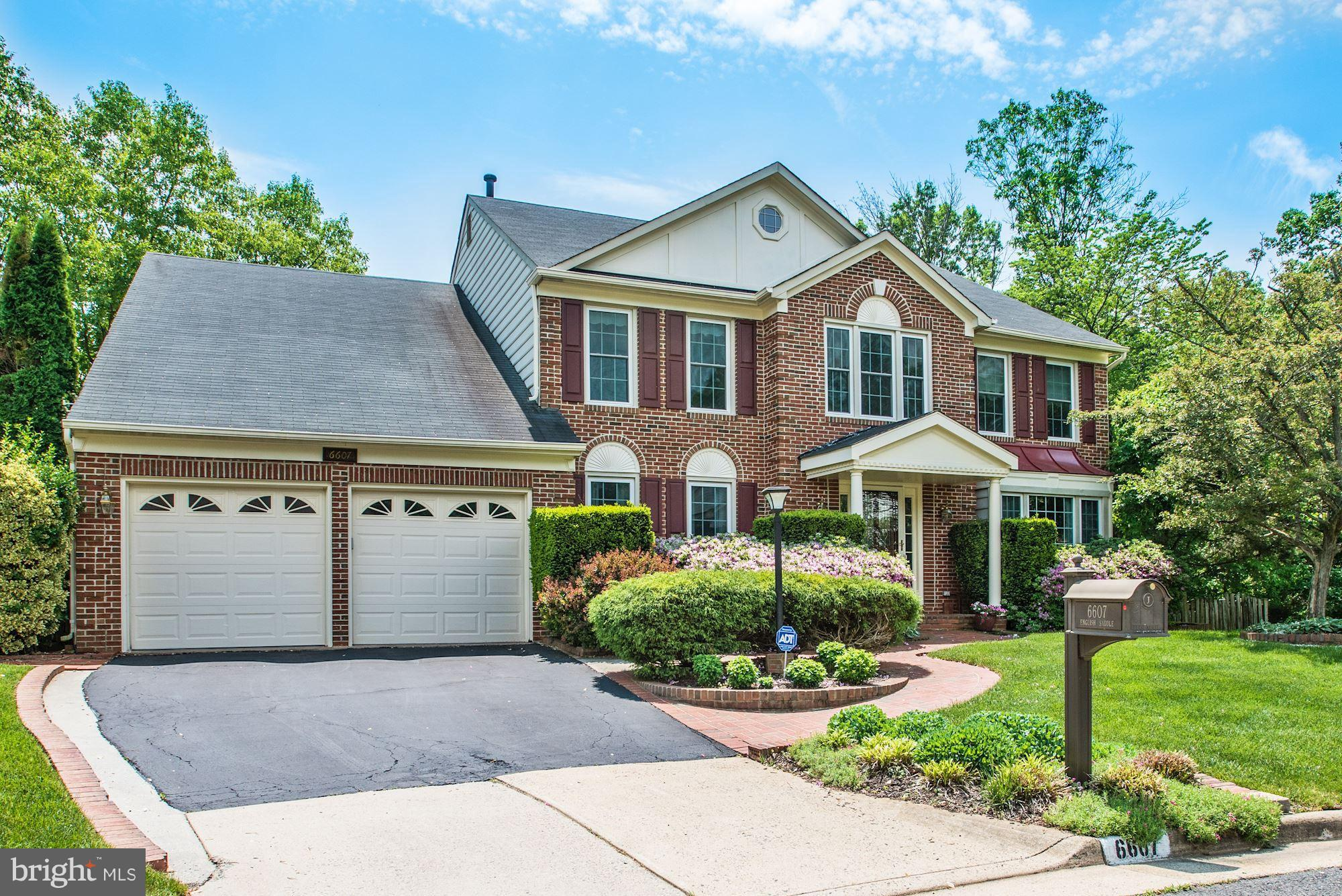 6607 ENGLISH SADDLE COURT, CENTREVILLE, VA 20121