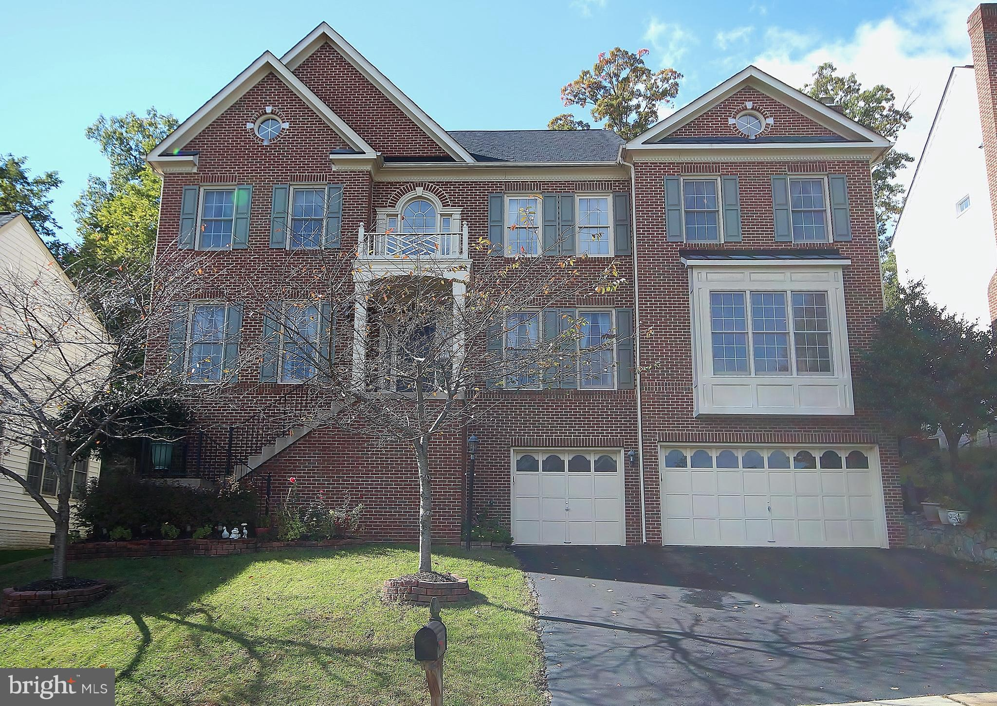 Gorgeous Craftmark home with gleaming hardwoods throughout main level. Updated kitchen with granite and new SSA in kitchen. Formal living and dining rooms. Family and sunroom off the kitchen. 4 huge levels fill this spacious home. Nice outdoor space with deck compliments the excellent entertainment flow of this superior home. Lower level is ready for the party! Close to Metro, restaurants, shops.