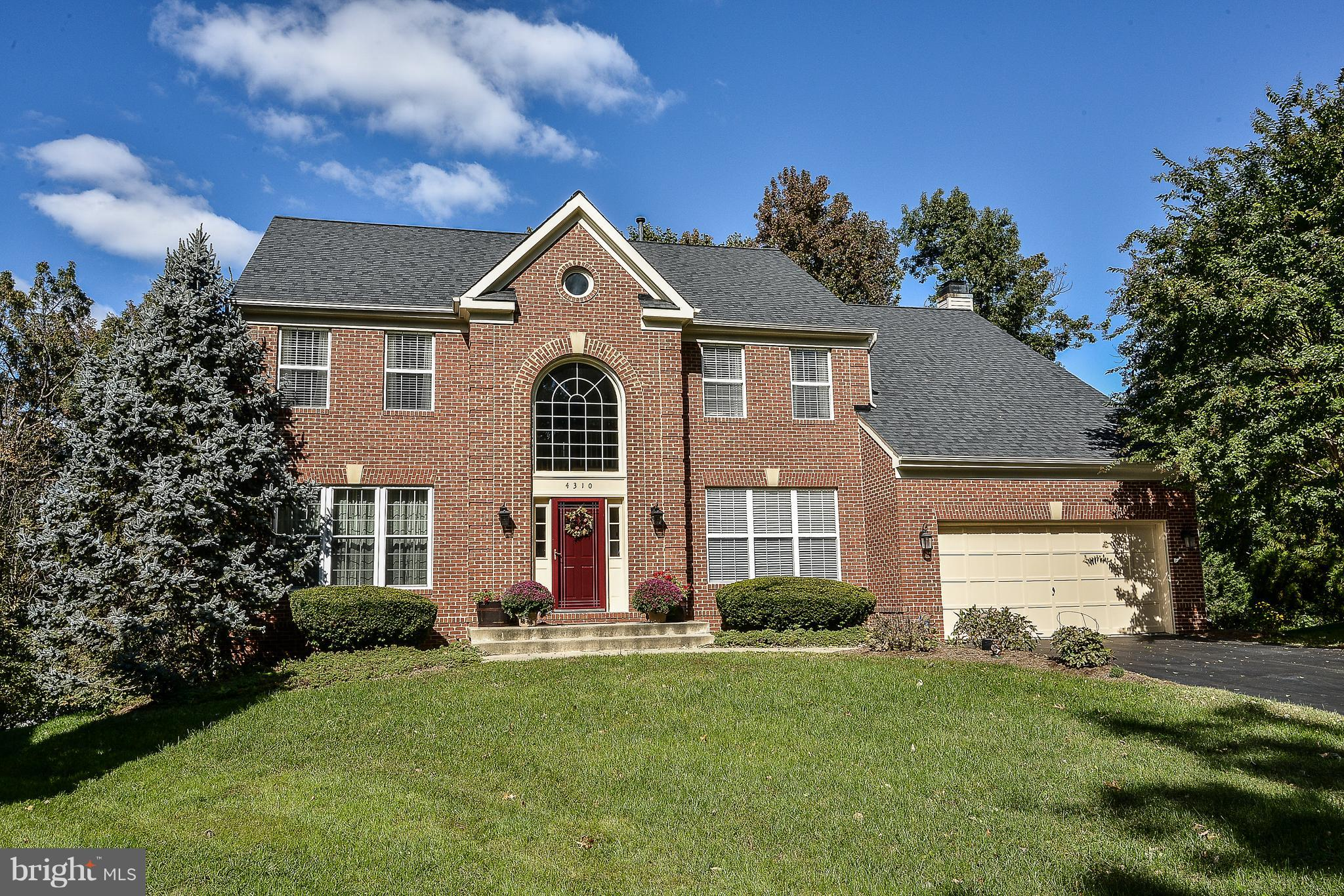 Seller Motivated!! Repriced to $819,900! Open Sun 11/18 from 2-4. Refreshed & Upgraded Brick Colonial! 2 Story Foyer.  Main Level Hardwoods. Kitchen w/ updated appliances, countertops & Breakfast nook. Spacious Fam RM w/ Gas Fireplace & french door to Deck. Master BR w/ Sitting RM, Custom Walk-in Closet & Bath w/ soaking tub, shower & Dual Vanities. The LL features Rec room, Game room w/ wet bar & 5th Bdrm. Huge rear yard