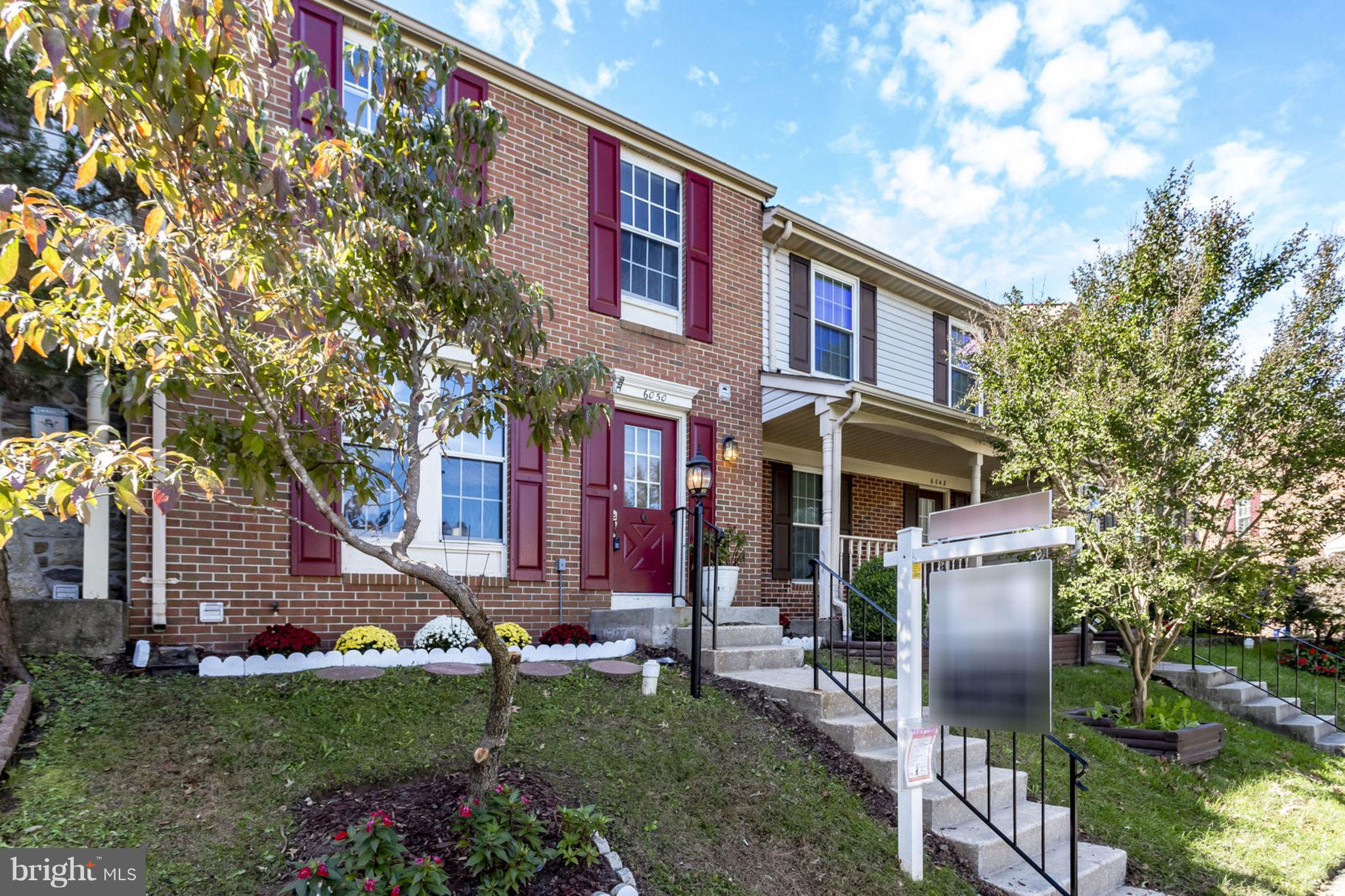 Just updated for you,  great location close to 495 beltway and to Washington DC.    A fully fenced backyard w/trees! NEW Gas Furnace.    NEW Kitchen has SS Appliances, Counters w/ glass backsplash, & hardwood floors,* NEW* Paint throughout,* NEW* Carpet,*   This model features 2 big Master BR's each with its own bath and a fully finished walkout basement w/ it's own Full Bath & Wood burning Fireplace.