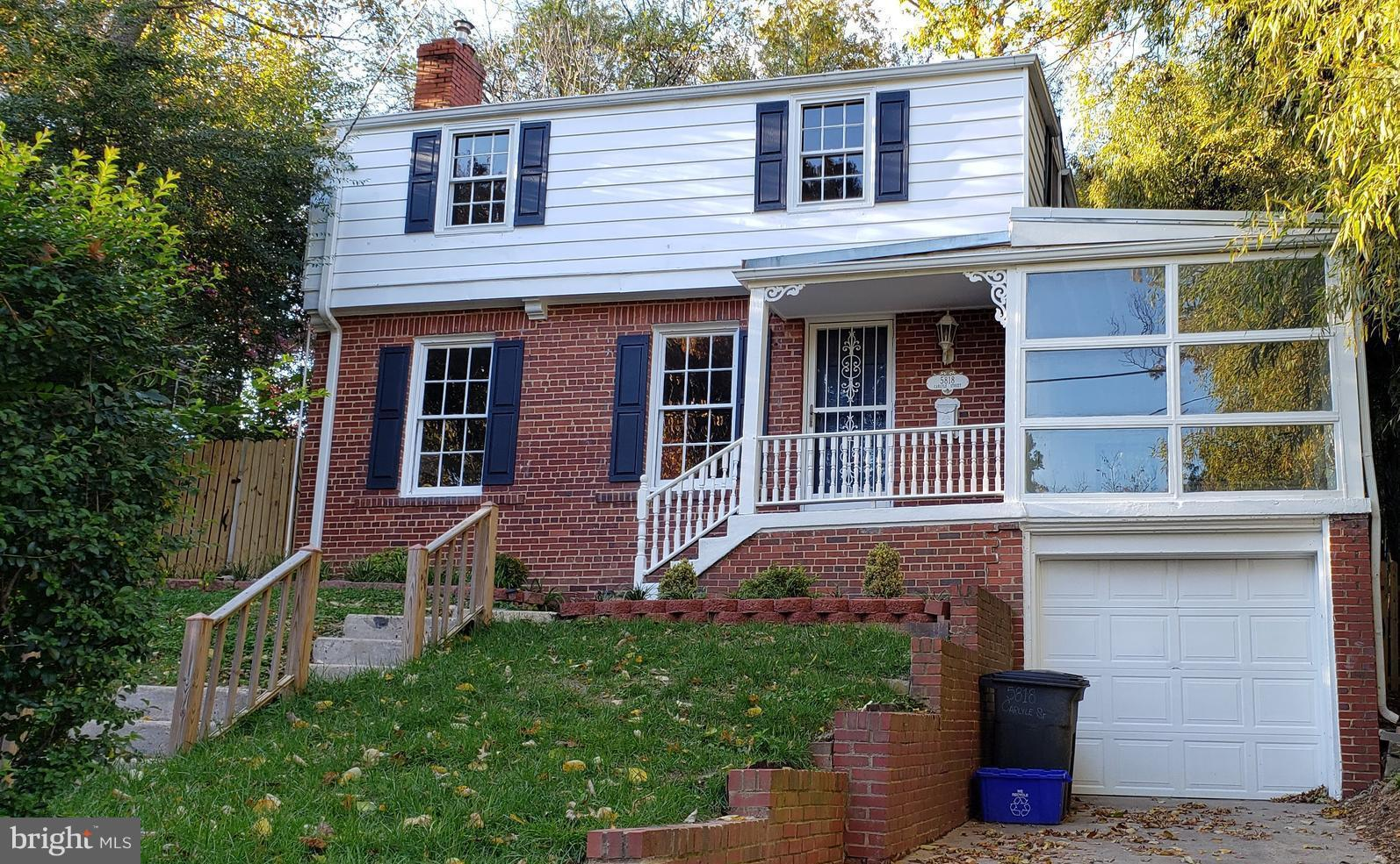 5818 CARLYLE STREET, CHEVERLY, MD 20785
