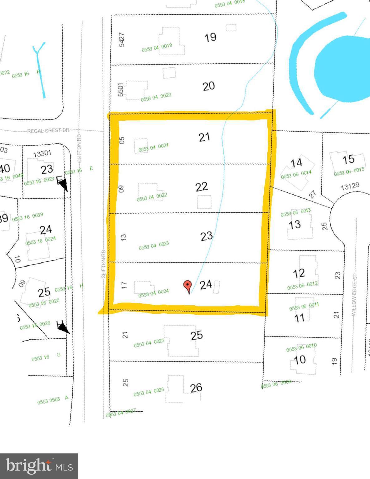 5505-5517 CLIFTON ROAD, CLIFTON, VA 20124