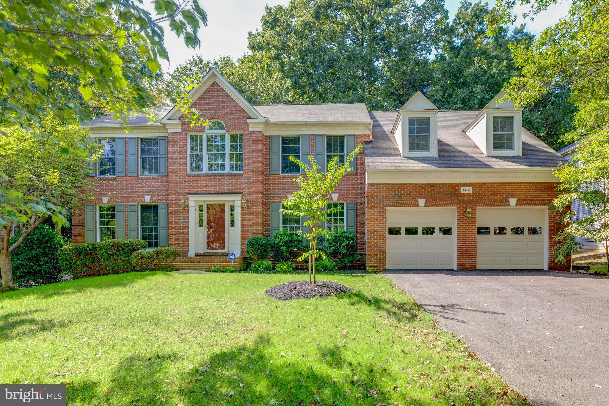 Motivated Seller! $5,000 Bonus W/ Ratified Contract! Picture perfect 5BR/3.5BA Colonial Home in coveted Barrington! Highlighted by manicured landscaping in a private cul-de-sac location.  Main Level Bedroom/Office Space!! A Must see in over 25K in recent upgrades! Main Level Bedroom/Office.  Over 4,000 SQ of space, 2 car garage. Newer HVAC Unit + Newer Water Heater, New look Cabinets, Brand New Hardwood Floors, Updated Master Bathroom + Updated Bathrooms, New light fixtures! Fresh Paint!! Full Walk-up Basement w/ full Bathroom fully finished with multiple rooms! Spacious Deck & Quite/Peaceful