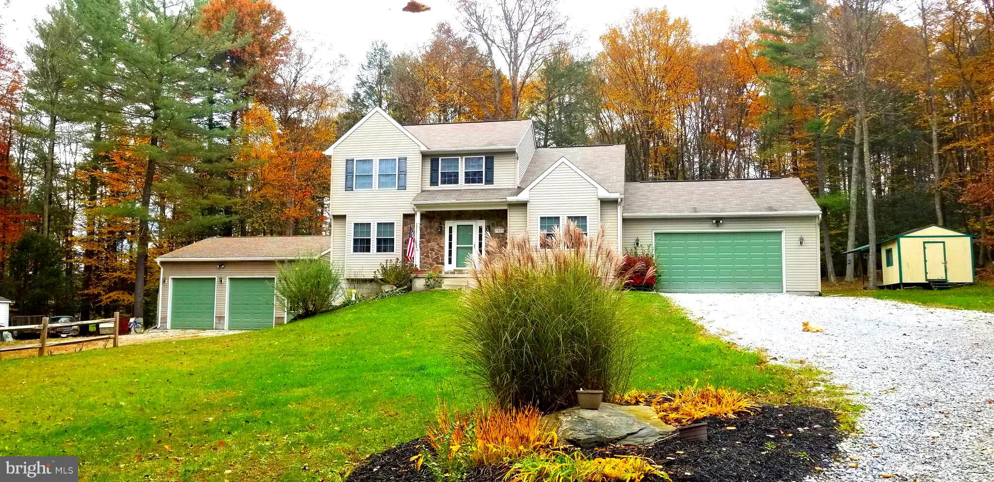 3029 BUCHANAN VALLEY ROAD, ORRTANNA, PA 17353
