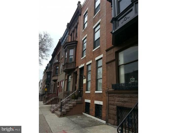 Newly renovated light filled 2 bedroom apartment with PRIVATE DECK! All open living and dining area, large tile bath, 2 spacious and gracious bedrooms each with excellent closet space. This fantastic residence located in a brownstone building on South Broad street. Just minutes from Center City as well as Passyunk Square. A MUST SEE great value!!!