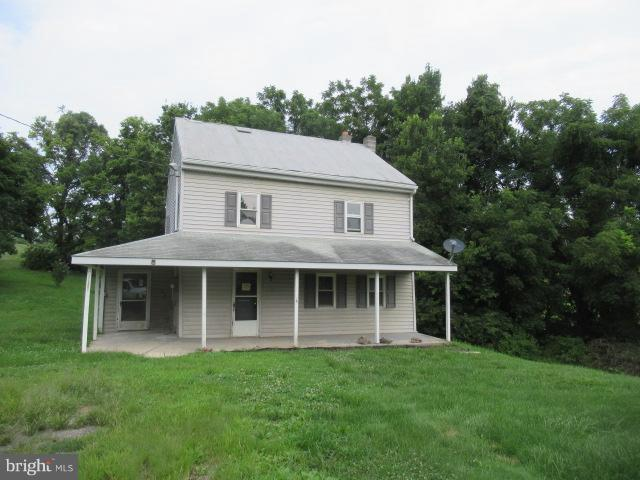 1139 HILL TOP ROAD, LIVERPOOL, PA 17045