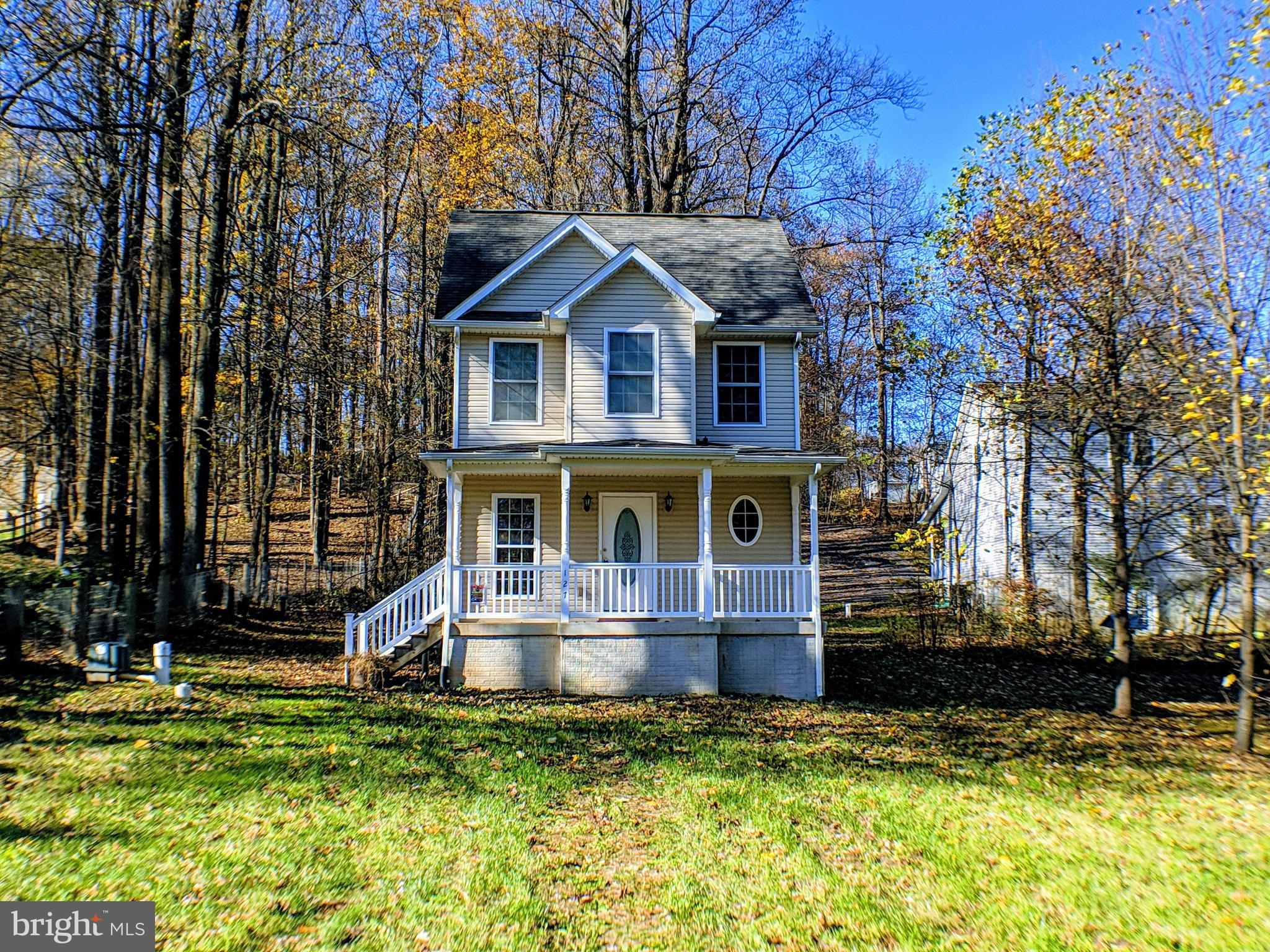 127 NEZ PERCE WAY, CHESTER GAP, VA 22623