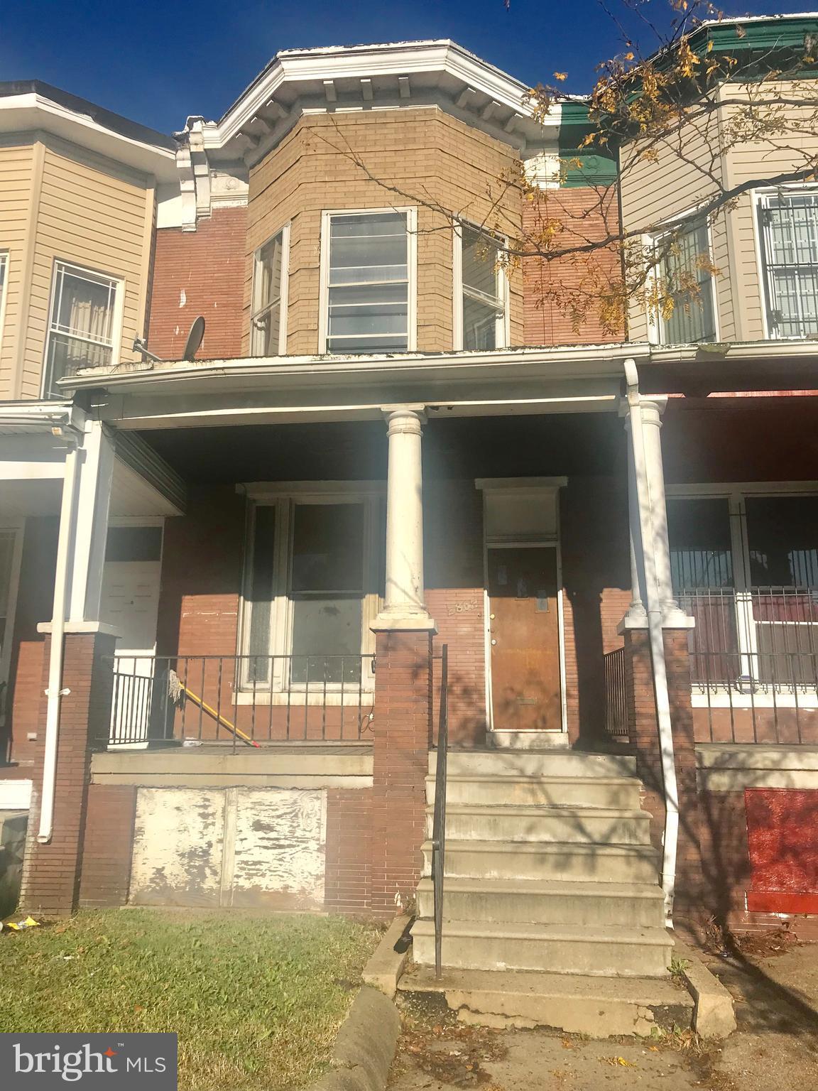 2862 Harford Rd, Baltimore, MD, 21218