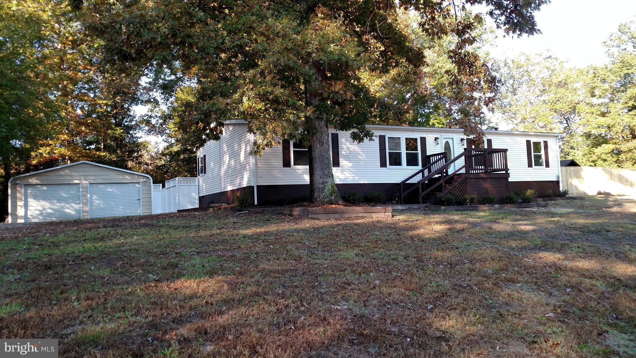 18460 PASSING ROAD, MILFORD, VA 22514
