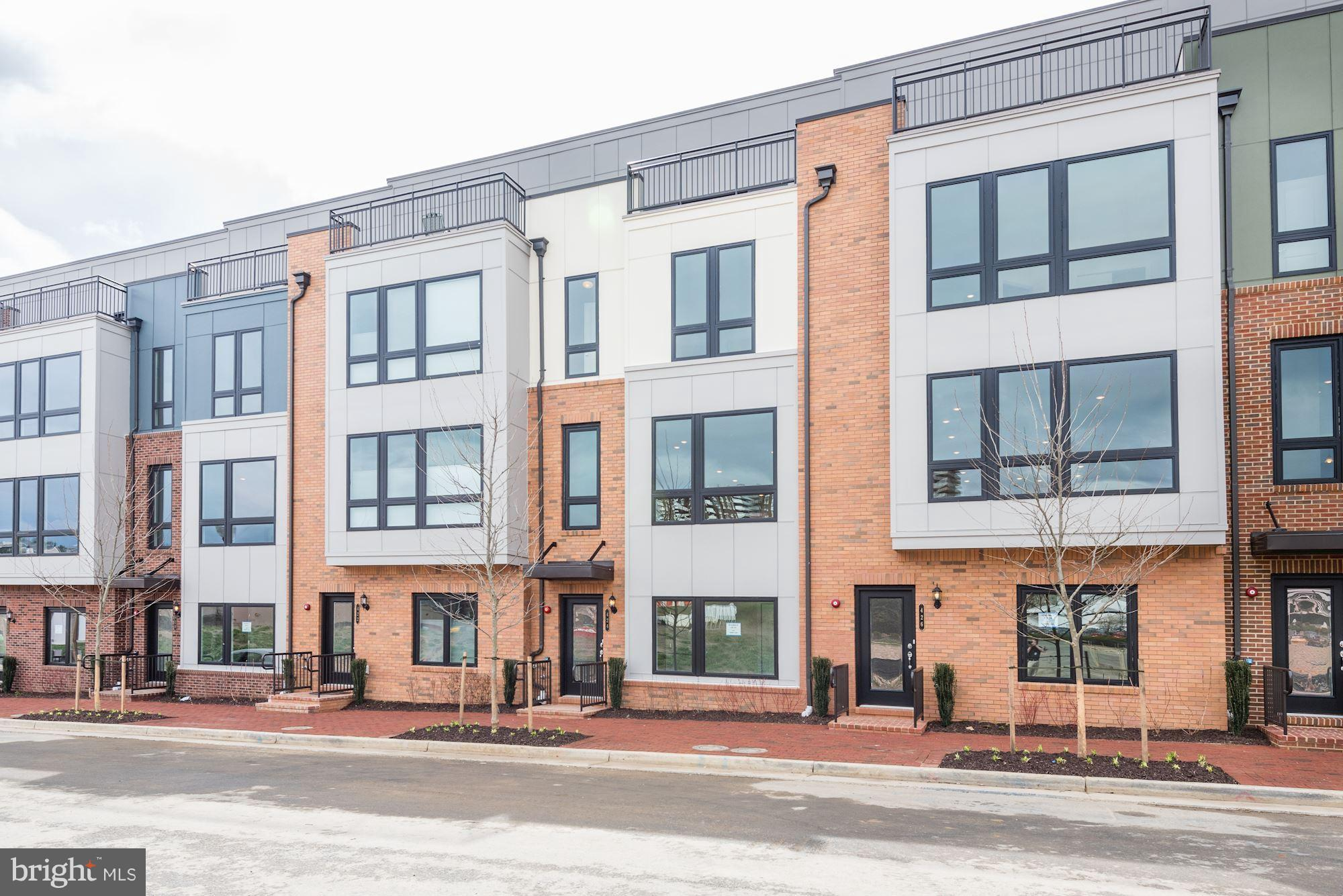 Beautiful 4 level townhome in growing area of Alexandria!  Elite modern townhome with floor-to-ceiling windows, large Kitchen with spacious island and upgraded appliances, open loft and deluxe sliders opening to rooftop terrace.  Walkable to Van Dorn Metro Station.