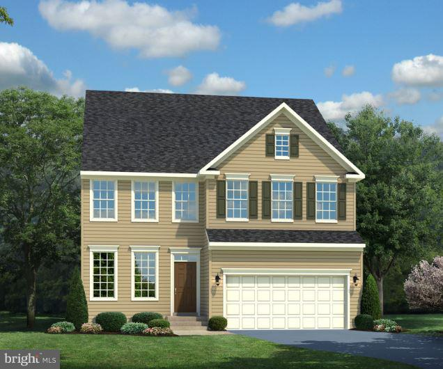 """Your home your way! With 4,000+sqft, Our Hayworth floorplan features 2-car garage, open kitchen layout, 42"""" kitchen cabinets, granite counters, 9' ceilings, 4+ bedrooms, including luxurious owner's suite with 2 large walk-in closets and finished basement with full bath! Prices/terms/availability subject to change. Photos similar."""