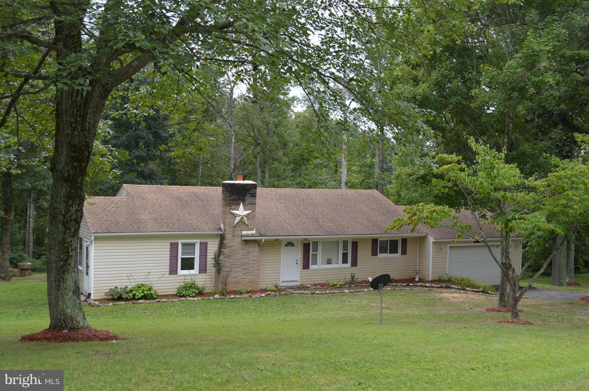 636 FORT VALLEY ROAD, FORT VALLEY, VA 22652