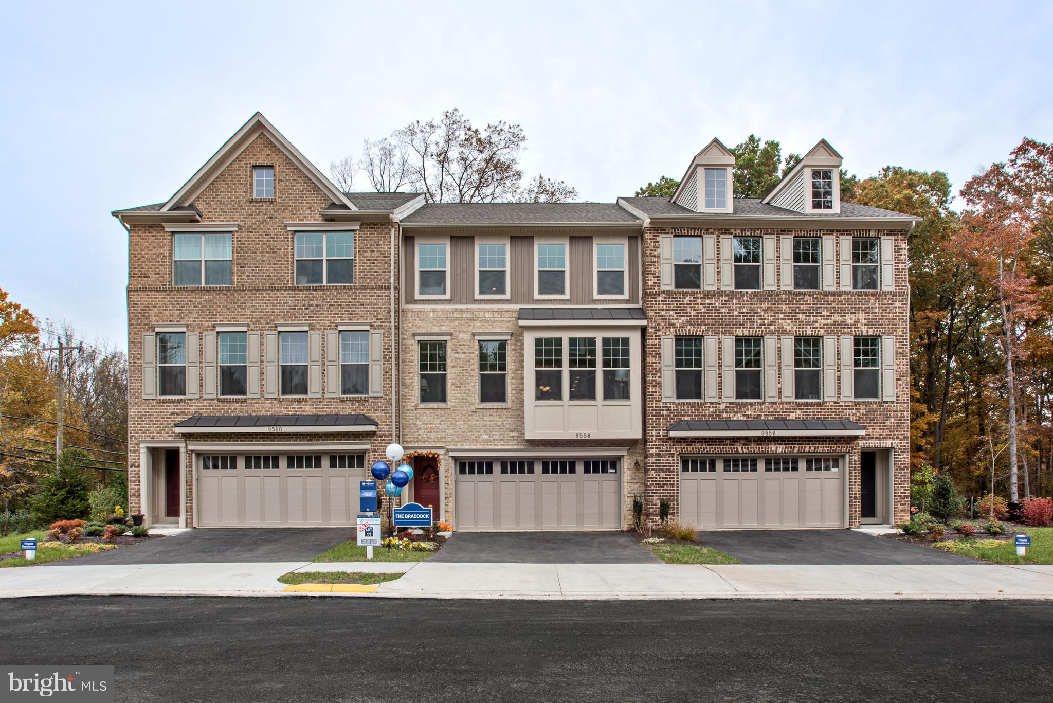 A brand new, handcrafted corner townhome in one of Fairfax County~s most desirable cities. Experience the convenience of ample walking-distance shopping surrounded by walking-distance parkland w miles of trails. Ride the VRE train located less than 1 mile away into DC. This modern design features a 2car garage, modern mid-kitchen, immense master closet & giant walk-in shower. Ready Fall 2018.