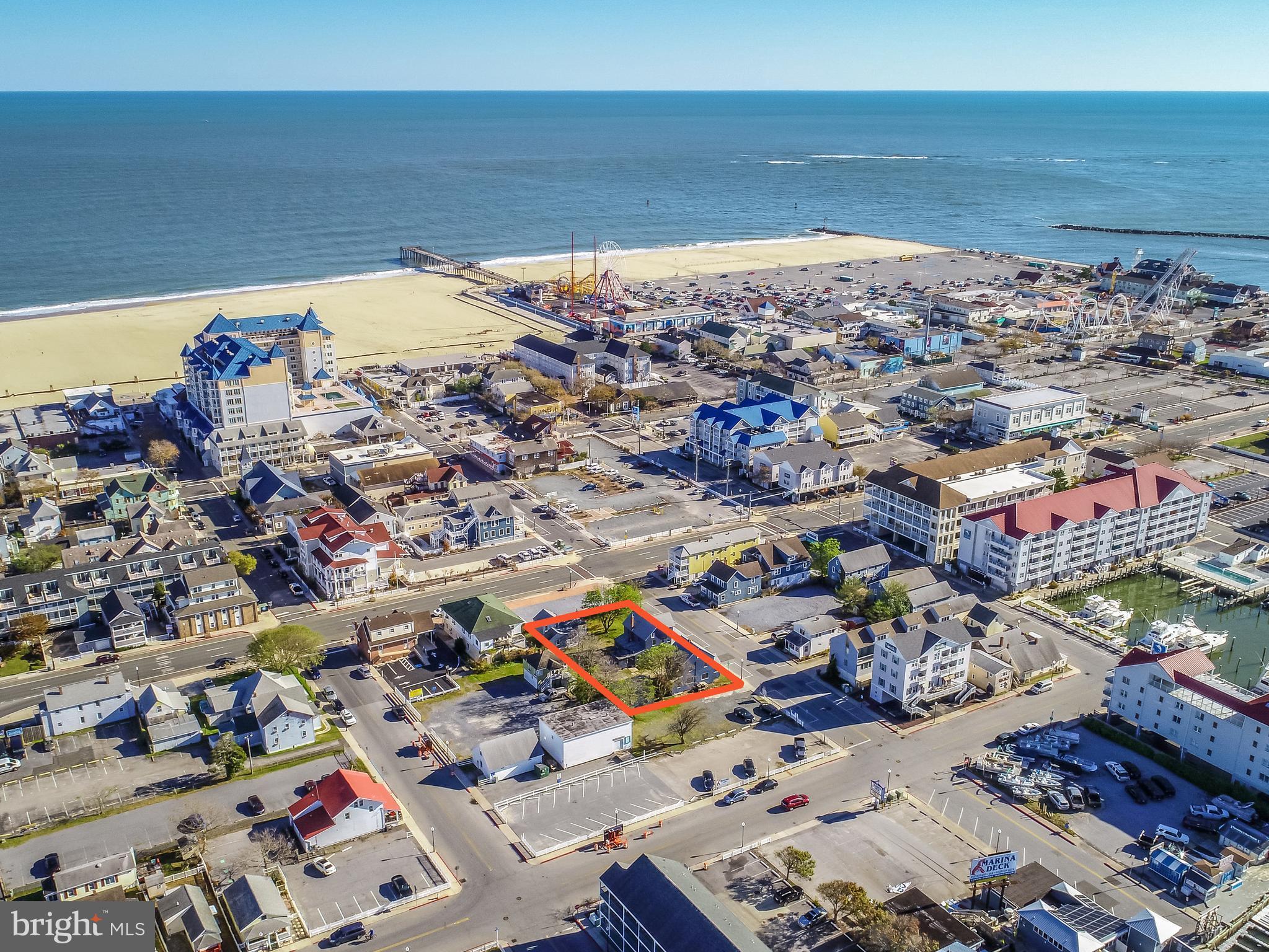 206 204 202 DORCHESTER STREET 202-204-206, OCEAN CITY, MD 21842