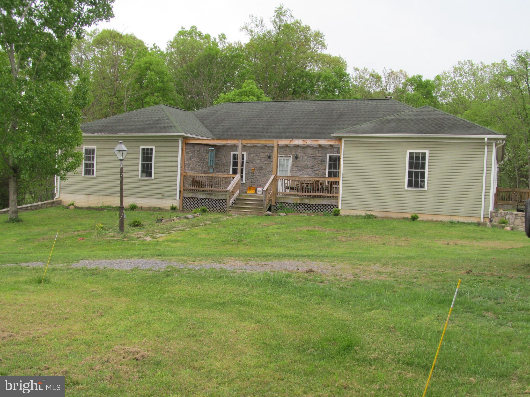 1295 SOUTH BRANCH ROAD, LEVELS, WV 25431