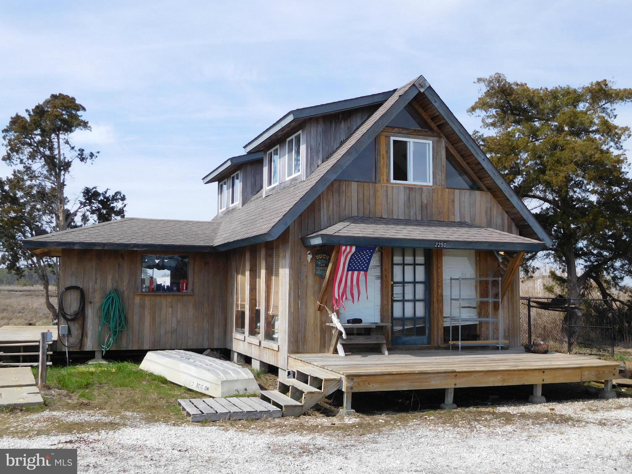 2250 FARM CREEK ROAD, TODDVILLE, MD 21672